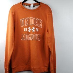 Under Armour Sweatshirt Mens Size Medium